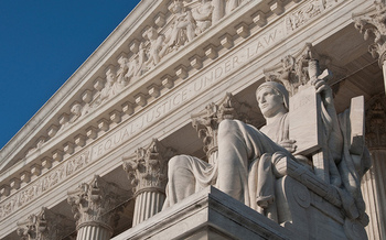 The outcome of a Supreme Court case is expected to affect 5 million public workers across 22 different states. (Mark Fisher/Flickr)