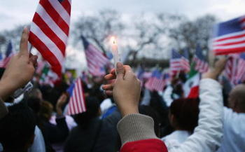 Latino Advocacy Day activists are urging Colorado lawmakers to pass House Bill 1157, which would strengthen requirements for the oil and gas industry to report accidents, spills and harmful emissions. (Getty Images)