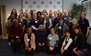 AmeriCorps VISTA members work with Ohio organizations fighting poverty. (OAFB)