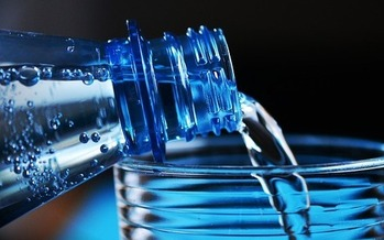A new report says bottled water costs nearly 2,000 times as much as tap water. (Pixabay)