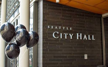 Opponents of a youth jail in King County say it will exacerbate racial disparities in the juvenile justice system. (No New Youth Jail Coalition)