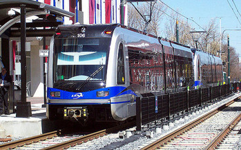 Systems such as the Lynx Blue Line light rail in Charlotte are transportation options for North Carolina as the population increases. (James Willamor/flickr)