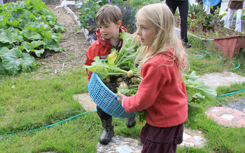 Agriculture may be the top industry in South Dakota, but kids who aren't from farm families may not be aware of where their food comes from. (sitkalocalfoodsnetwork.org)
