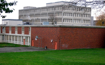 King County officials say the current youth detention center needs to be replaced because it is run down. (J/Flickr)