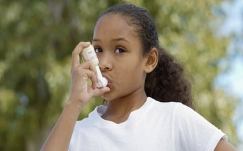 The asthma rate for children in Illinois is over 9 percent. (nih.gov)