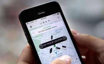 At least nine states, including Colorado, are considering measures that would make it easier for companies to classify workers as independent contractors if they are signed up with platforms including Uber. (Sandeepnewstyle/Wikimedia Commons)