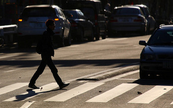 Arizona is the most dangerous state in the nation for pedestrians. (mrhayata/Flickr)