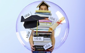 Almost two-thirds of Massachusetts college students graduate with student loan debt. (Pixabay)