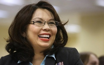 Sen. Tammy Duckworth, D-Ill., is one of many lawmakers calling for equal pay. (shareamerica.gov)