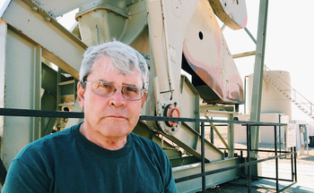 Pat Wilson moved out of Montana after his wife's asthma grew worse from a nearby oil-drilling operation. (Northern Plains Resource Council)