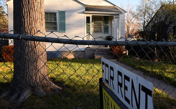 The number of American Families that rent their homes has grown to 43 million. (U.S.A.F. photo by R.J. Oriez)