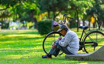 Nearly half of households headed by someone age 65 or older are rent burdened, and more than 20 percent pay half or more of their income in rent. (Pixabay)