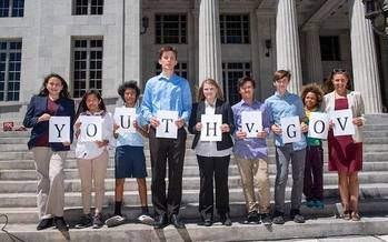 Eight youths are suing the state of Florida and Gov. Rick Scott over climate change. They would like to see a