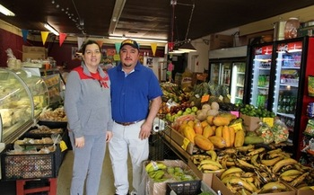 Immigrant business owners generated more than $65 million in business income in Nebraska in 2015.(Rhea Landholm)