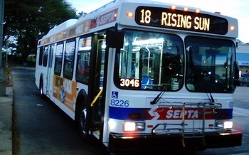 More than a million commuters ride SEPTA trains and buses daily. (Buswizard [Public domain]/Wikimedia Commons)