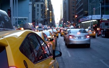 More than one third of carbon pollution in New York state comes from the transportation sector. (Pixabay)