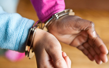 The Vera Institute of Justice reports the number of women in U.S. jails has increased 14-fold since 1970, and a large portion of those women are simply awaiting trial. (Steven Depolo/Flickr)