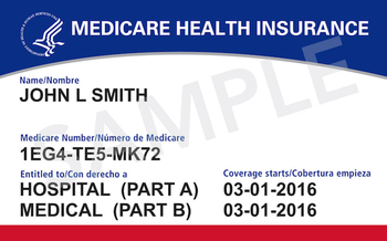 Medicare is issuing new cards and fraud experts say scammers see this as an opportunity to steal people's identity. (Medicare.gov)