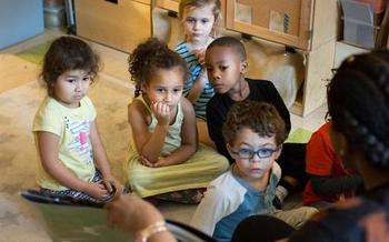 Some New Mexico parents spend 18 percent of their income on childcare, even with federal assistance. (ewa.org)