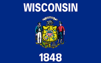 A new report cites Wisconsin's conservative political climate for slower economic growth in the past few years than neighboring Minnesota. (Cuksis/Flickr)