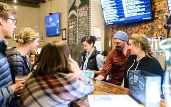 Small-business owners such as The Tap House in Chattanooga say TVA's proposed rate hike will hurt their business, and add that it's often watering holes like theirs where business is generated through conversation around the bar. (The Tap House/Facebook)