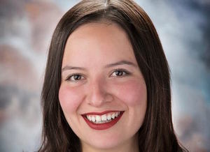 Jade Bahr, who is a member of the Northern Cheyenne Tribe, is running for Montana Legislature, for the House seat in Billings. (Mark Cetrone Photography)