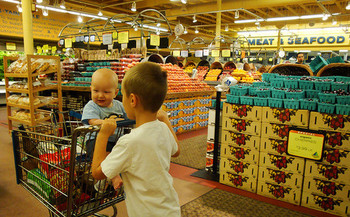 About 440,000 people in Nevada rely on food assistance through SNAP. (Jason Lander/Flickr)