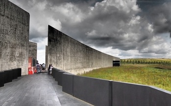 Money from the Land and Water Conservation Fund helped create the Flight 93 National Memorial site in Shanksville, Penn. (pxhere)