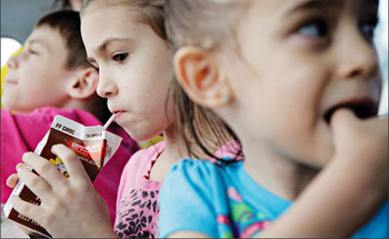 Minnesota ranks 19th out of 50 states in providing summer meals for eligible students when school is in recess. (blogs.edweek.org)