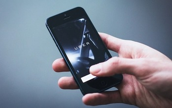 Uber takes 30 percent in fees of what a driver earns. (Pixabay)