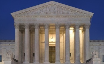 The Supreme Court ruling says the cake shop owner's arguments were entitled to