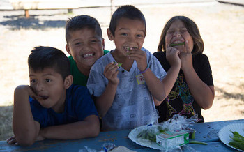 Los programas veraniegos de comidas gratuitas est�n ayudando a las familias, que gastaban $300 extra en comida cuando no hay clases. (School�s Out Washington)