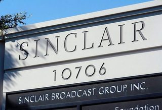The Sinclair Broadcast Group operates four stations in the Twin Cities. (wbur.org)