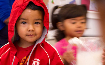 One-in-three children is growing up poor in rural New Mexico communities, according to Save the Children. (wkkf.org)