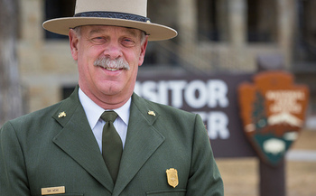 Critics warn the ouster of longtime Yellowstone National Park Superintendent Dan Wenk could have a chilling effect on other NPS staff. (Neal Herbert)