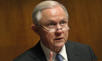 U.S. Attorney General Jeff Sessions is hearing this week from his counterparts in more than 20 states. (Wikimedia Commons)