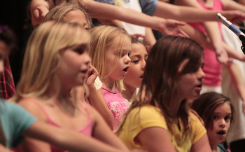 While the state is doing better on child well-being in many respects, Oregon ranks 43rd in the nation in education, according to a new report. (SupportPDX/Flickr)