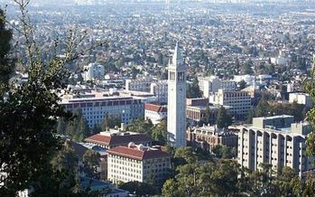 The City of Berkeley scored very high on the Livability Index due to its parks, transportation, <br />and access to education. (Introvert/Wikimedia Commons)