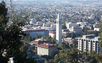 La Ciudad de Berkeley obtuvo una calificaci�n muy alta en el �ndice de Habitabilidad, debido a sus parques, transportaci�n y acceso a la educaci�n. (Introvert/Wikimedia Commons)