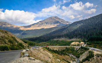 Montana's national parks have nearly $220 million in deferred maintenance to be done. (dconvertini/Flickr)