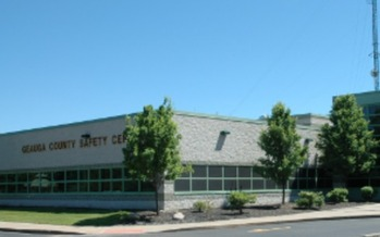 The Geauga County Safety Center is one of five facilities in Ohio that serve as ICE detention centers. (Geauga County Sheriff's Office)