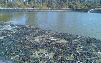 Coal-ash waste includes dangerous toxins that threaten public health. (Kate Ausburn/Flickr)