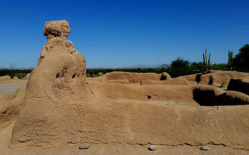Latino Conservation Week events in Arizona include bilingual activities at Casa Grande Ruins National Monument. (Terry Ballard/Flickr)