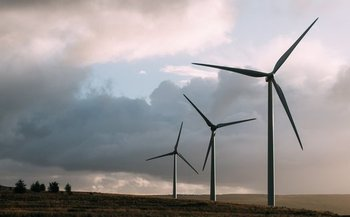 Michigan gets a little less than 5 percent of its power from wind, according to the U.S. Energy Information Administration. (Sam Forson/Pexels)