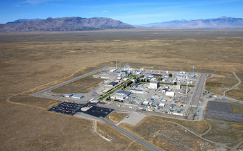 San Antonio law enforcement still hasn't found nuclear material stolen from the car of Idaho National Laboratory contractors. (Idaho National Laboratory/Flickr)