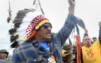 The protest against the Dakota Access Pipeline at Standing Rock is believed to be the largest Native American protest in U.S. history.(commondreams.org)