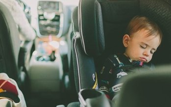 Child-safety experts advise always checking the back seat, regardless of whether your child is supposed to be with you, to avoid accidentally forgetting them in the car. (Twenty20)