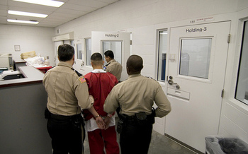 At least 200 people in the Northwest Detention Center have said they will join nationwide prison protests. (Seattle Globalist/Flickr)
