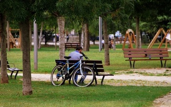 AARP Community Challenge grants can help create public spaces, enhance mobility options and more. (pxhere)