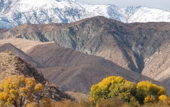Snow National Monument in Southern California is one of thousands of public lands projects to receive Land and Water Conservation Fund dollars. (Bureau of Land Management)